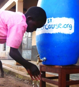 watercause hand washing school