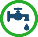 watercause water and sanitation icon